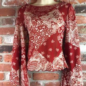 Charlotte Russe shirt size M